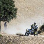 Pablo Quintanilla terminó octavo en el prólogo del Rally de Marruecos