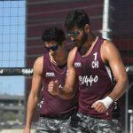 Primos Grimalt terminan en el puesto 17 de la fecha del World Tour de Volleyball Playa de Las Vegas