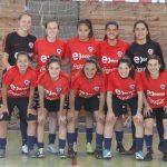 Chile cayó ante Portugal en su debut por el Futsal Femenino de los Juegos Olímpicos de la Juventud