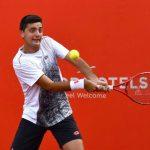 Tomás Barrios avanza a la segunda ronda del Challenger de Morelos