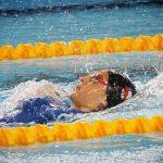 Trinidad Ardiles consigue nuevo récord para la natación chilena en los Juegos Olímpicos de la Juventud