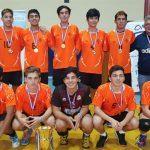 Villa Alemana se tituló campeón del Nacional U19 de Volleyball Masculino