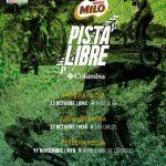 """Peñalolén recibe la primera fecha del circuito de MTB y BMX para niños """"Milo Pista Libre by Columbia"""""""