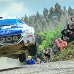 Jorge Martínez se quedó con la primera jornada del RallyMobil de Río Bueno-La Unión
