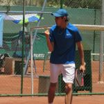 Alejandro Tabilo se instala en las semifinales del Futuro 1 de República Dominicana