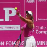Alexa Guarachi se despide del Australian Open tras caer en primera ronda de dobles