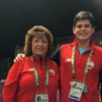 Alonso Medel gana medalla de bronce en el Sudamericano Juvenil de Bádminton