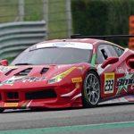 Benjamín Hites fue quinto en el inicio de la final mundial del Ferrari Challenge
