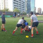 """Los """"Cóndores"""" continuan su preparación para el duelo ante los Maorí All Blacks"""