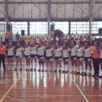 Chile cayó en la tercera jornada de los Sudamericanos Cadete de Handball