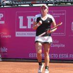 Fernanda Labraña avanzó a cuartos de final en el W15 de Cancún