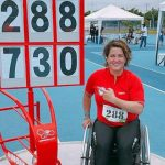 Francisca Mardones es candidata al mejor deportista paralímpico americano del mes de octubre