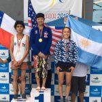 Ignacia Mellado gana medalla de plata en el Panamericano de Escalada