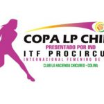 Chilenas conocieron a sus rivales en singles y dobles de la Copa LP Chile