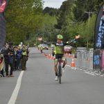 Luis Delgado ganó la edición 2018 del Giro del Lago Trek Subaru