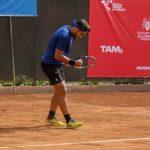 Michel Vernier y Hans Schubert avanzaron a cuartos de final de dobles del M15 de Tabarka