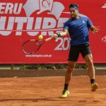 Michel Vernier se instaló en las semifinales del M15 de Santo Domingo