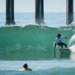Noel de la Torre finalizó en el Top 10 de la categoria Sub 16 del Mundial Junior de Surf