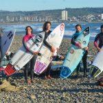 Chile alista su participación para el Panamericano de Surf 2018