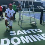 Alejandro Tabilo se tituló campeón del Futuro 2 de República Dominicana