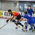 Selección Chilena Masculina de Hockey Patín se impuso a Cataluña en el 'Nadal Sobre Rodes'