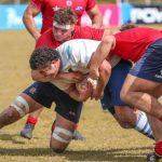 Chile debutó con dos derrotas en el Sudamericano Sub 18 de Rugby