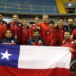 Chile realizó una destacada participación en el Open Costa Rica de Tenis de Mesa Paralímpico