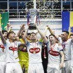 Deportes Melipilla se tituló campeón del Torneo de Clausura del Futsal Masculino