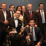 Joaquín Niemann y Alberto Abarza ganaron el premio Mejor de los Mejores 2018