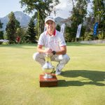 Mark Tullo se tituló campeón del Abierto del Sport Francés