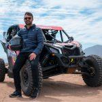 Michelangelo Bertolla prepara su participación en la versión 2019 del Dakar