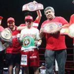 """""""Pancora"""" Velásquez ganó el título sudamericano plata peso gallo del CMB"""