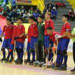 Selección Chilena Sub 19 Masculina se quedó con el vicecampeonato del Panamericano de Hockey Patín