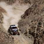 Chilenos en el Dakar 2019: Resumen etapa 7