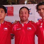 Equipo nacional de Copa Davis ofreció una conferencia de prensa previa a la serie ante Austria