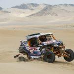 Chilenos en el Dakar 2019: Resumen Etapa 2