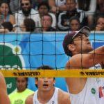 Coquimbo recibe la Liga Nacional, la Continental Cup y el Circuito Sudamericano de Volleyball Playa