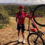 Paola Muñoz obtuvo el lugar 43 en la segunda etapa del Tour Down Under