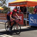 Paola Muñoz logró el puesto 45 en la tercera etapa del Tour Down Under