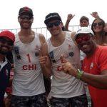 Primos Grimalt ganaron la primera fecha del Circuito Sudamericano de Volleyball Playa 2019