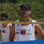 Primos Grimalt y dupla Rivas/Vallejos ganan la primera fecha de la Liga Nacional de Volleyball Playa
