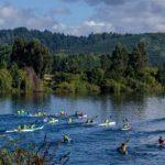 Este fin de semana se realizará la edición XVI del Maratón Internacional de Canotaje de Carahue