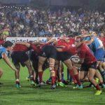 """Los """"Cóndores"""" cayeron ante Uruguay en nueva jornada del Americas Rugby Championship"""