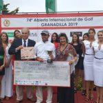 El argentino Clodomiro Carranza ganó la versión 2019 del Abierto de Granadilla