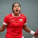 Chile derrota a Puerto Rico y asegura su permanencia en la Zona I Americana de la Fed Cup
