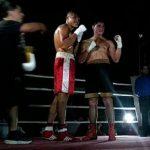Gerardo Mellado derrotó por decisión unánime al argentino Nelson Rosales