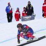 Henrik Von Appen finalizó en la posición 28 del supergigante en el Mundial de Esquí Alpino