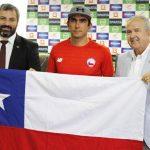 Rodrigo Miranda será el abanderado nacional en los Juegos Sudamericanos de Playa 2019