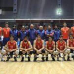 Selección Chilena Masculina de Volleyball clasificó a los Juegos Panamericanos 2019