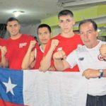 Team Chile de Boxeo enfrentará su desafío más exigente en Iquique